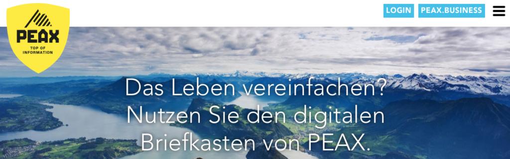 Peax.ch