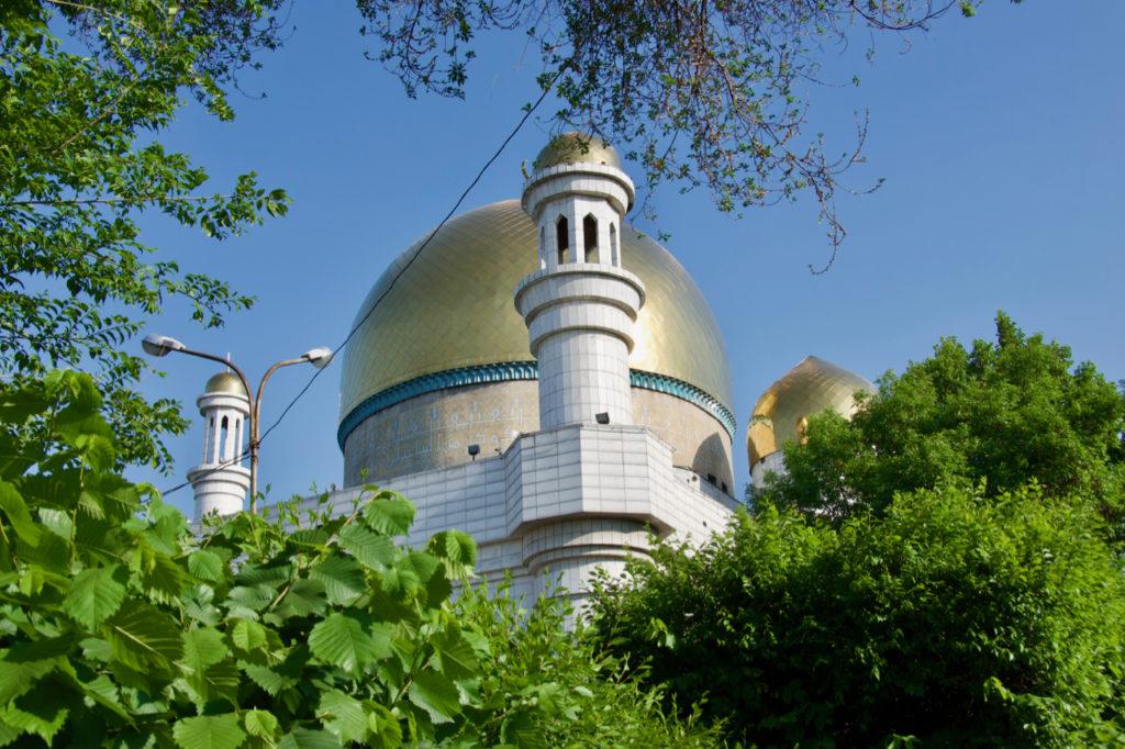 Zentralmoschee in Almaty