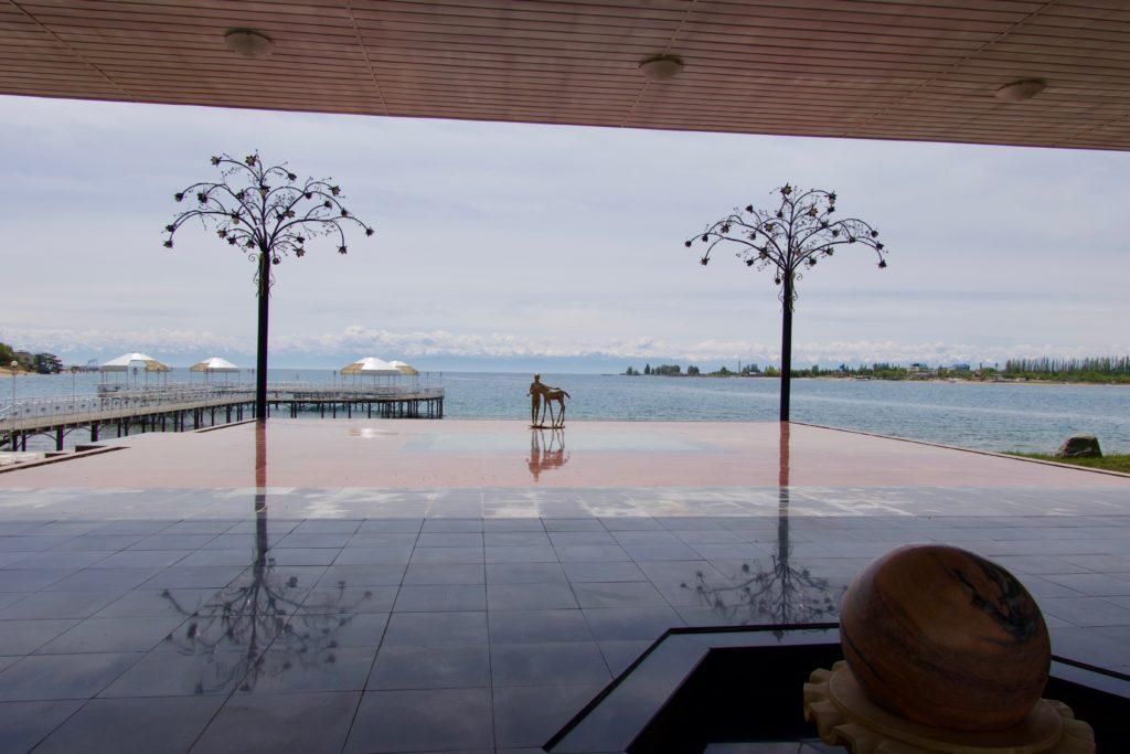Museum der Kulturen am Issyk-Kul See
