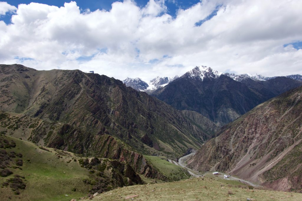 Tian-Shan Gebirge