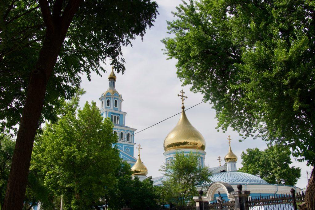 Svyatouspensky Kafedral'nyy Sobor (Orthodoxe Kirche)