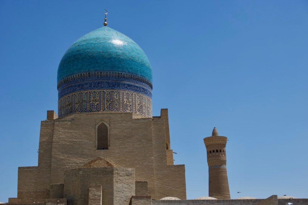 Kalon Minarett (von der Rückseite)