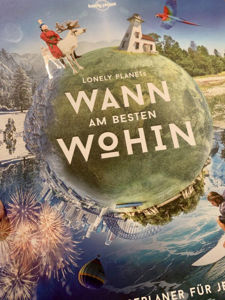 Lonely Planet - Wann Wohin (Planungshilfe)