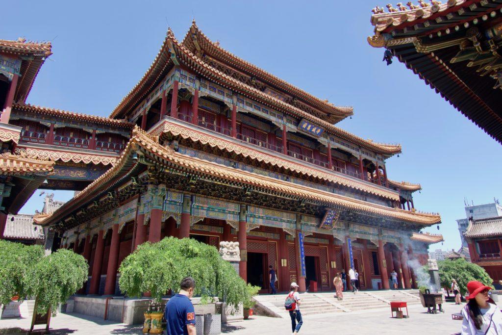 Lama Tempel - Peking