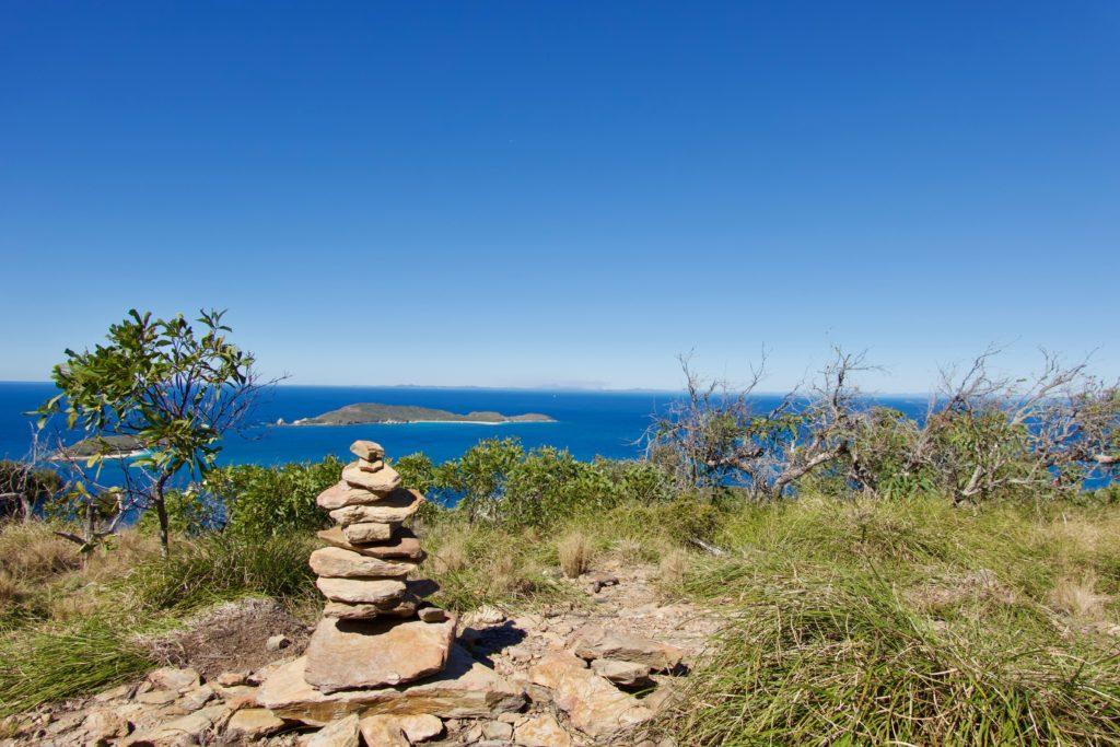 Mount Wyndham - Keppel Island