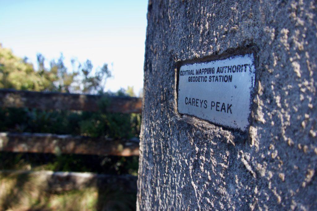 Mount Carey