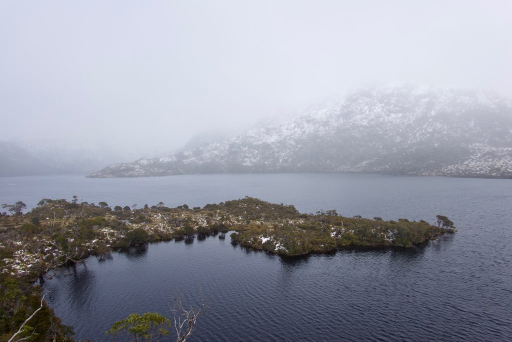 Dove Lake bei Cradle Mountain