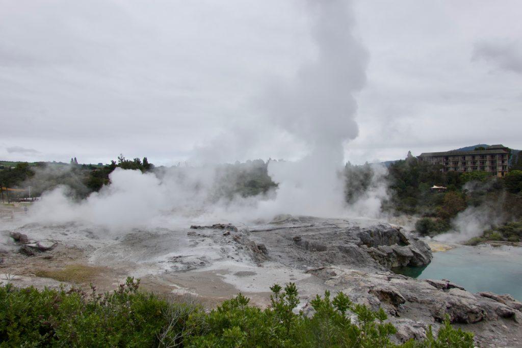 Rotorua - Te Puia