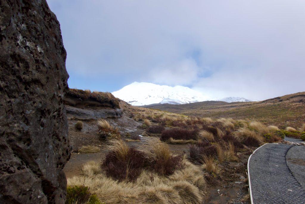 Tongariro Nationalpark - Mt Ruhapehu