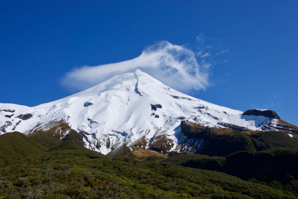 Mount Taranaki - Egmont National Park