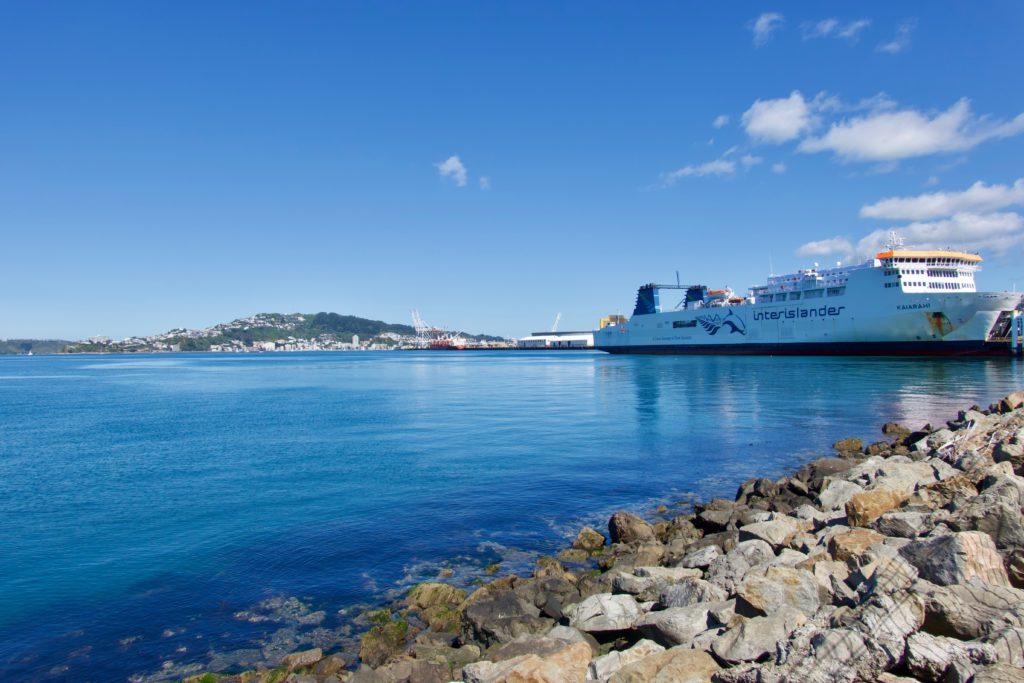 Interislander Ferry (nach Picton)
