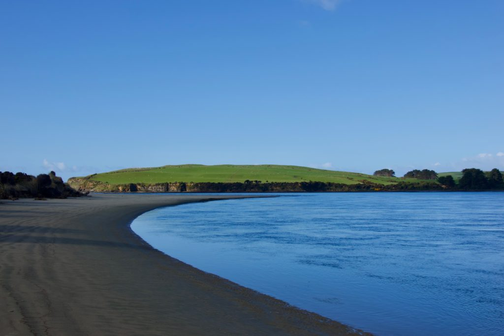 Strand in Catlins