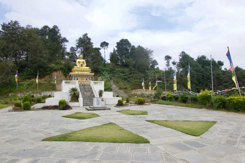 Tempel bei Nagarkot