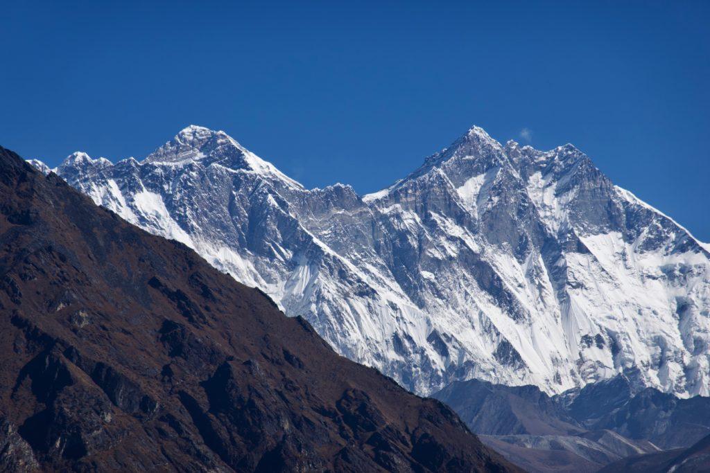 Everest vom Everest View Hotel