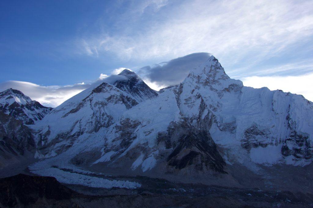 Top of Kala Patthar (5643 MüM)