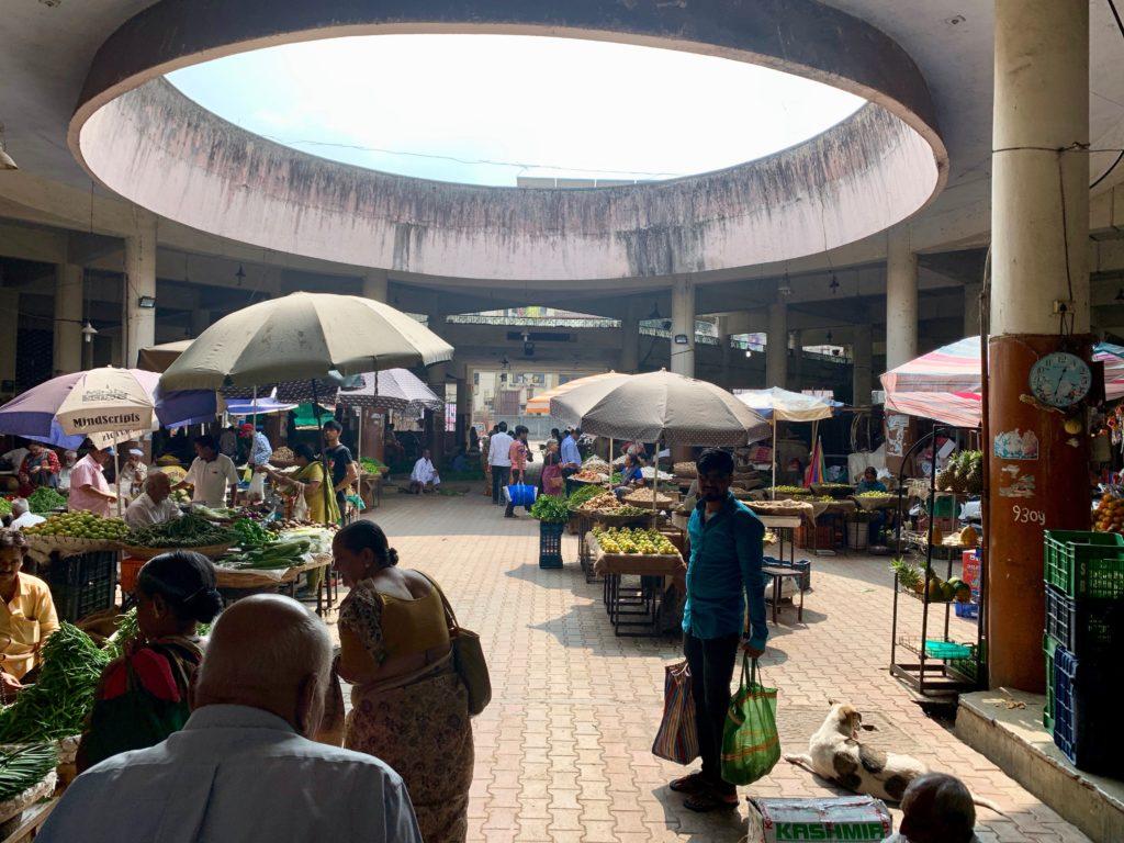 Markt in Pune
