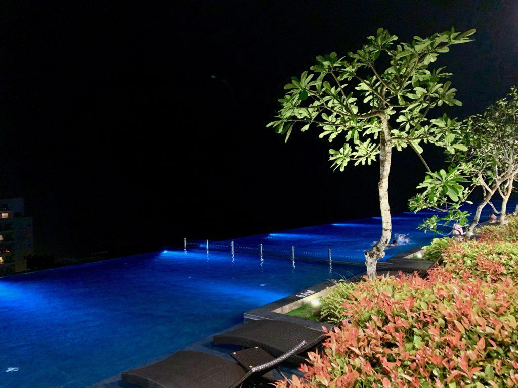 Infinity-Pool - Hotel Marino Colombo