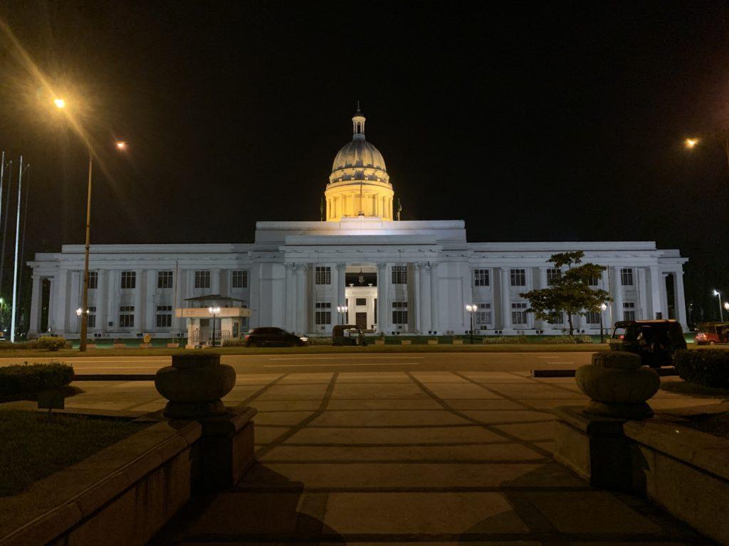 Regierungsgebäude Colombo