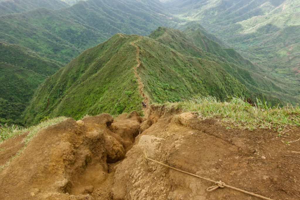 Moanalua Trail