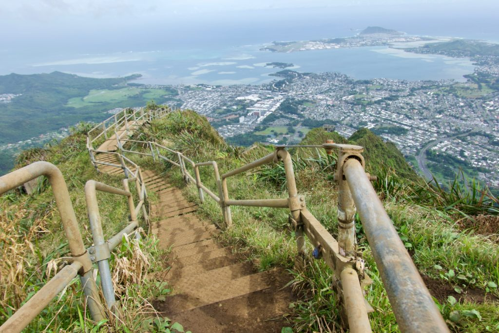 Moanalua Trail - Haiku Stairs