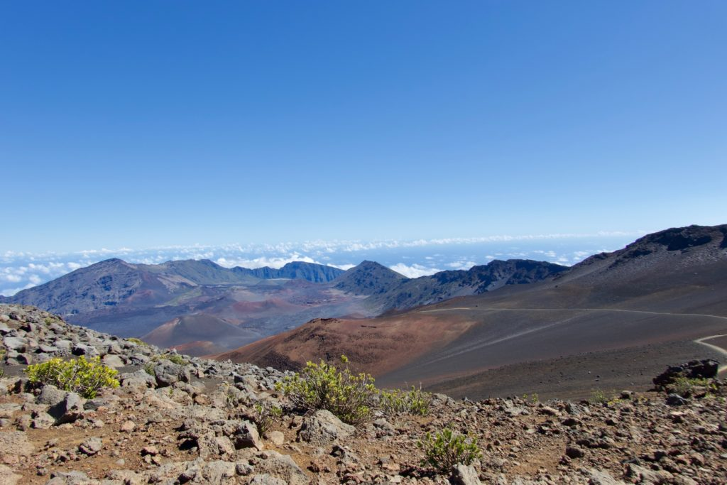 Haleakala - Sliding Sands