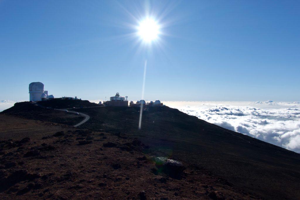 Haleakala-Forschungsstation
