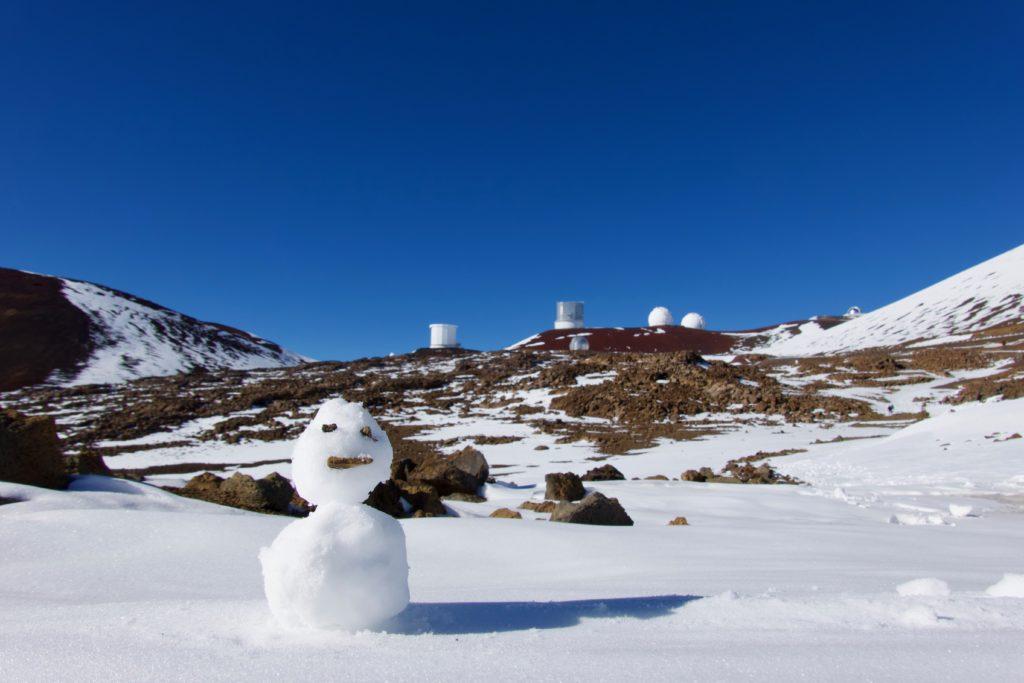 Der höchste Schneemann der Welt (Challenge #9)