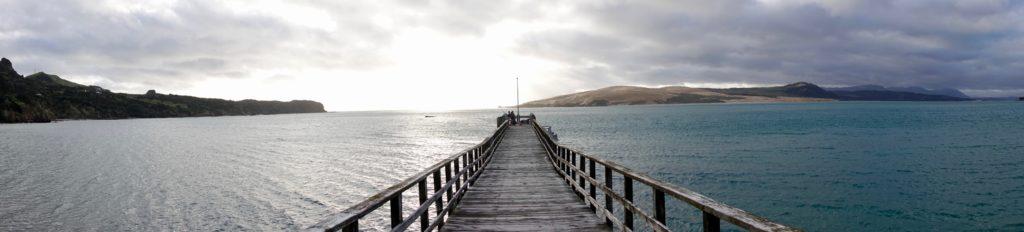 Omapere - Neuseeland - Nordinsel