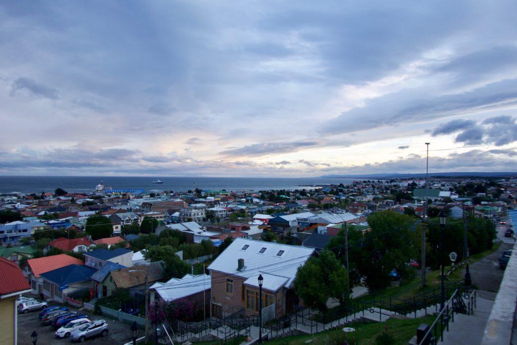 Mirador de la Cruz - Punta Arenas