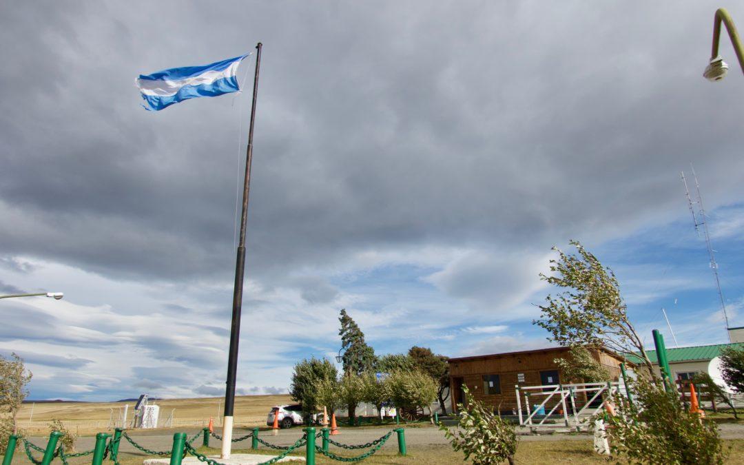 Argentinischer Grenzposten - Ultima Esperanza