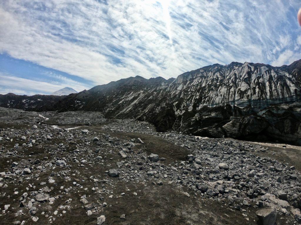 Gletscher Pichillancahue